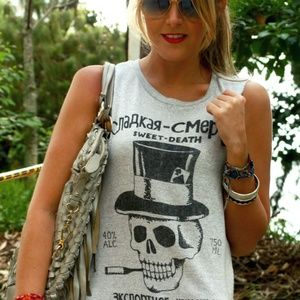 Urban Outfitters Daydreamer LA Muscle Tee